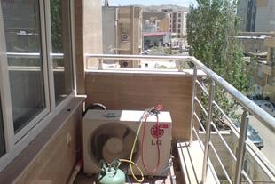 نصب کولرگازی در تبریز و تعمیر کولرگازی در تبریز - 1