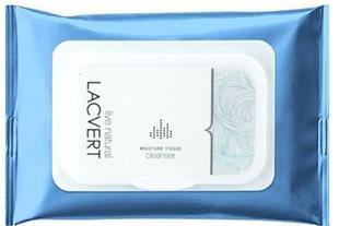 خرید دستمال مرطوب پاک کننده آرایش لاکورت