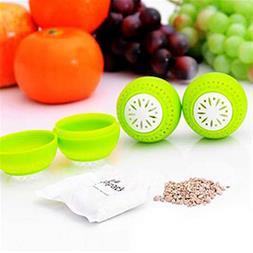 توپ های بوگیر و تازه نگهدارنده میوه و سبزیجات - 1