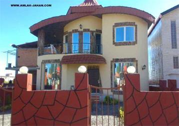 فروش ویلای مبله شهرکی ساحلی و سند دار و حیاط دار - 1