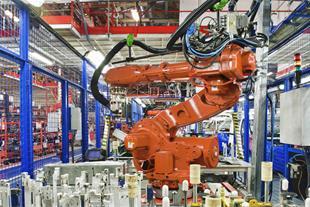 ربات صنعتی و اتوماسیون صنعتی
