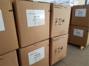 پلی اتیلن گلایکول شیمیایی دارویی 6000 - 1