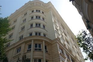 نمای ساختمان گلستان