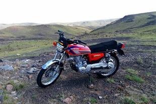 فروش موتورسیکلت کبیر 200cc