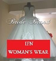 فروش لباس عروس جدید