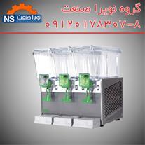 فروش دستگاه شربت ساز ، شربت سرد کن صنعتی