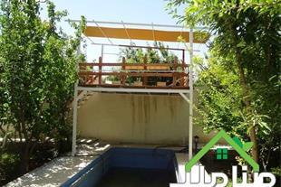 باغچه نقلی ویلای 500متری در کردزار شهریار کد1043