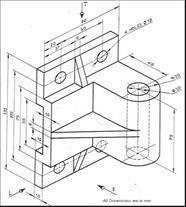 آموزش خصوصی رسم فنی مکانیک و مکانیک عمومی (قزوین)