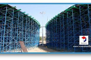 مشاوره ، طراحی و ساخت تجهیزات قالب بندی بتن