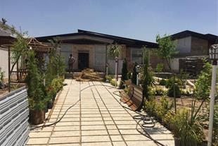 فروش باغچه نوساز واقع در سهیلیه - 1