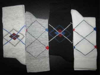 فروش جوراب مردانه کادنو - 1