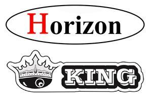اعطای نمایندگی انحصاری محصولات Horizon & KING