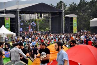 فستیوال OPEN AIR 2017  تفلیس