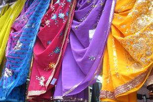 واردات انواع  پارچه از هند