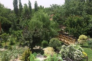 2150 متر باغ ویلای لوکس در زیبا دشت