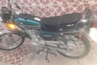 فروش موتور سیکلت آزما 125