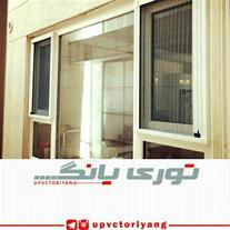 تولیدکننده درب و پنجره upvc برند