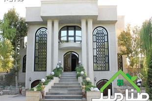 فروش باغ عمارت لوکس در صفادشت کد1051