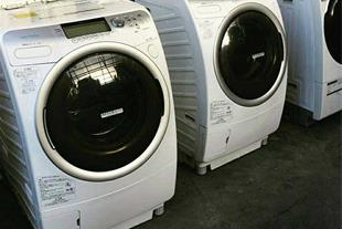 فروش ماشین لباسشویی های پیشرفته اصل ژاپنی استوک