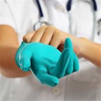 قیمت دستکش دندانپزشکی رنگین کمان