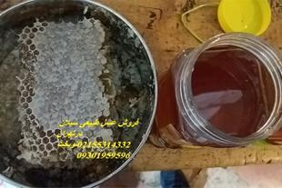فروش عسل طبیعی / حلواسیاه / شکرپنیر