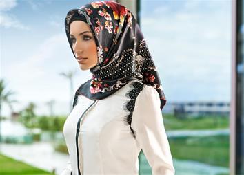 بهترین مدل روسری - 1