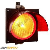 تجهیزات ترافیکی - چراغ فلاشر لامپی با رله