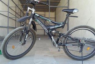 دوچرخه المپیاد در حد نو و کم کارکرد