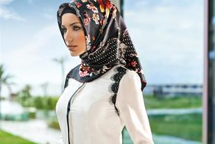 بهترین مدل روسری