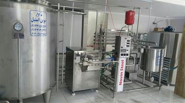 دستگاه های لبنیات سنتی ، نیمه صنعتی و صنعتی - 1