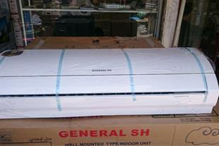 کولر گازی جنرال 24000 ُSH Inverter (کم مصرف) - 1