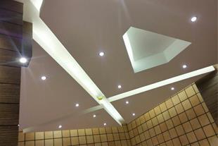 سقف و دیوار کناف مستقیم با استاد کار - 1