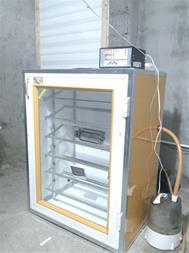 فروش دستگاه های جوجه کشی صنعتی و نیمه صنعتی - 1
