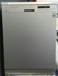 ظرفشویی  14 نفره ال جی مدل D1452WF - 1