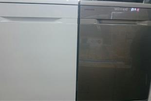 ماشین ظرفشویی 14 نفره سامسونگ مدل DW60K8550FS - 1