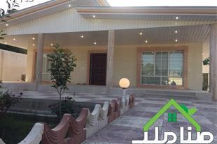 باغ ویلای 1250 متری در غرب شهریار کد1061