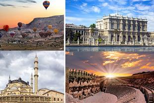تور ترکیه - رزرو هتل