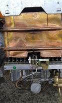 تعمیر ابگرمکن پکیچ  و بخاری گازی در تبریز در محل