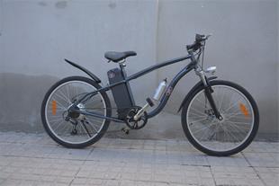 دوچرخه برقی الیز - 1