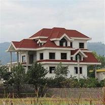 پیشرفته ترین پوشش سقف هاى شیبدار ، ویلایی ، صنعتى