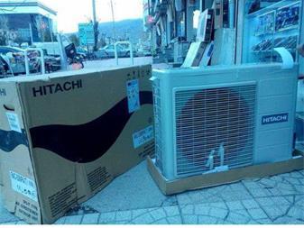 کولر گازی سرد و گرم هیتاچی 14000و18000و24000و30000 - 1