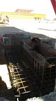 پیمانکاری ساختمان - آرماتور بندی - بتن ریزی
