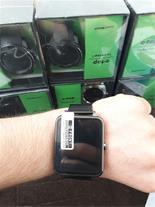 ساعت هوشمند  apple watch Q7s  ( بند فلزی ) - 1