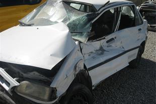 خریدار ماشین تصادفی  در شیراز
