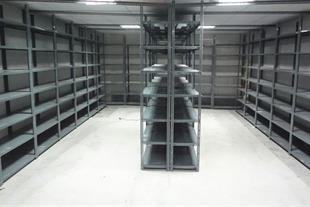 تولید قفسه فروشگاهی سامی شلف