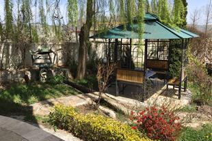 فروش ویلا لب رودخانه در کلاردشت با سند