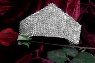 آموزش زیورآلات _ دسته گل عروس - 1