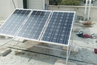 پنل خورشیدی اب گرم کن خورشیدی