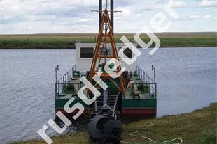 Dredger 1600  by URAL GYDROMECHANICAL PLANT, CJSC