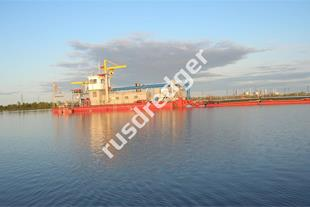 Dredger 3000  by URAL GYDROMECHANICAL PLANT, CJSC